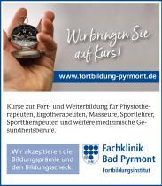 Bildergalerie Fortbildungsinstitut der m&i Fachklinik Bad Pyrmont 4